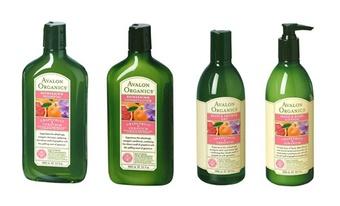 [新品] Avalon Organics多元有機葡萄柚系列 清新上市