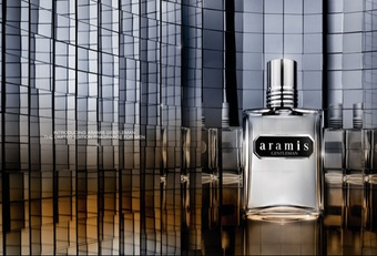 [限量] Aramis經典香氛轉型摩登風格 鑑賞現代型男的紳士風範