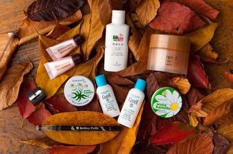 [新品] UrBox 10 月美妝體驗盒  邂逅秋日的彈潤美肌