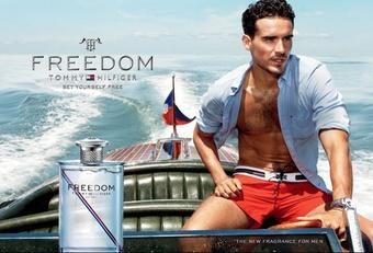 [新品] Freedom Tommy Hilfiger遨遊男香 傳遞活在當下的靈魂與精神 打造全新上市2013早春系列男香