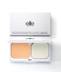 [新品] Elite日光超模淨白UV兩用粉餅 對外阻黑、對內煥白 360度打造無瑕透亮名模LOOK!