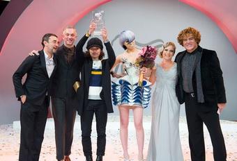 [報導] 德國威娜ITVA全球流行趨勢大賞歡慶10週年
