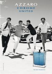 [新品] AZZARO『Chrome United酷藍唯我男性淡香水』男人間的情誼
