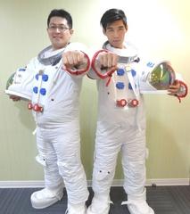 [報導] AXE免費送兩名台灣代表赴美受訓。立志成為台灣之光
