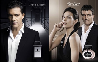 [新品] Antonio Banderas The Secret & Her Secret 秘密男女對香全新上市!