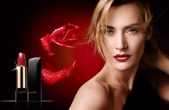 """[聖誕節] 2009年限量耶誕彩妝系列 """"LA NUIT L'ABSOLU ROUGE夜吻玫瑰"""""""