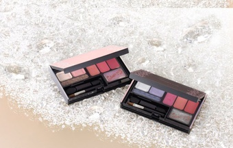 [聖誕] 佳麗寶COFFRET D'OR 2009聖誕限定彩妝 星光派對眼唇盒