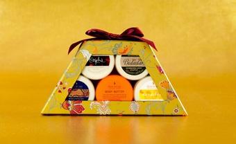 [聖誕] DNA BEAUTE香氛禮盒  歡沁耶誕氣息