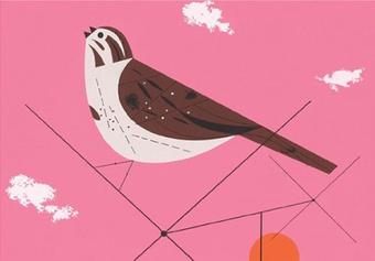 """[聖誕] 頂級保養品ReVive推出第七款限量套裝藝術禮盒 美系現代派畫家Charley Harper力作""""歌雀"""" 溫暖細膩 讓保養更添逸趣"""