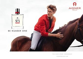 [新品] AIGNER【No.1 Sport運動第一男性香水】力量、自信和男人強健的氣息。