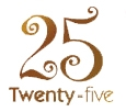 twenty-five 25