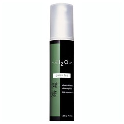 ~H2O+ 水貝爾 防曬‧隔離-綠茶抗氧SPF30日霜 Green Tea Urban Defense Antioxidant Lotion SPF 30