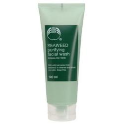 The Body Shop 美體小舖 洗顏-海藻淨化潔膚膠 Leaweed Purifying Facial Wash