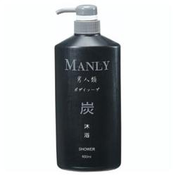 男人類 其他-炭沐浴/洗髮乳