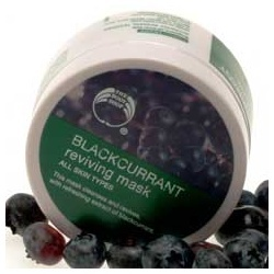 黑醋栗活化醒膚面膜 Black Currant Reviving Mask All Skin Type