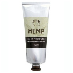 The Body Shop 美體小舖 HEMP大麻籽系列-大麻籽密集修護手霜
