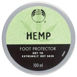 腿‧足保養產品-大麻籽密集修護足部滋養霜