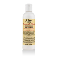 輕‧經典潤膚乳 SPF30 Kiehl's Light-Weight Body Lotion SPF30