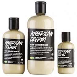 LUSH 潤髮-美國派對潤髮乳 American Cream