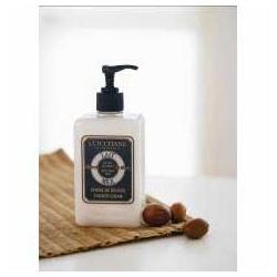 L'OCCITANE 歐舒丹 乳油木果油-乳油木牛奶雙效沐浴乳
