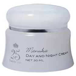 twenty-five 25  Manuka煥采清透系列-清新舒緩日晚霜 Day And Night Cream