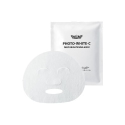 晶透妍C面膜 PHOTO-WHITE-C DEEP BRIGHTENING MASK