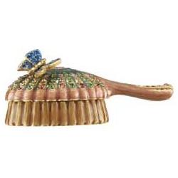 Estee Lauder 雅詩蘭黛 固體香精系列-歡沁香氛華麗彩梳 Pleasures Boudoir Butterfly