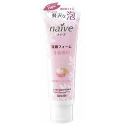 蜜桃植物性洗面乳 Foaming Facial Cleanser (Peach leaf)