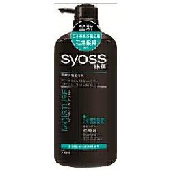 syoss 絲蘊 洗髮-水潤滑順洗髮乳(藍) SYOSS Moisture Shampoo
