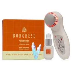 BORGHESE 貝佳斯 礦物溫泉系列-白金級活水安瓶組合