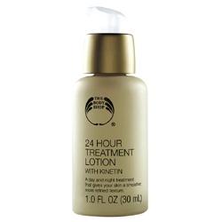 The Body Shop 美體小舖 凱茵庭修護系列-凱茵庭 24小時修護乳液 24 Hours Treatment Lotion With Kinetin