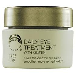 The Body Shop 美體小舖 凱茵庭修護系列-凱茵庭 眼部修護精華 Daily Eye Treatment With Kinetin