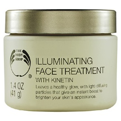 The Body Shop 美體小舖 凱茵庭修護系列-凱茵庭 臉部晶瑩修護霜 Illuminating Face Treatment With Kinetin