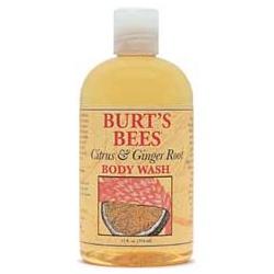 BURT`S BEES 小蜜蜂爺爺 沐浴清潔-柑橘甜薑沐浴露