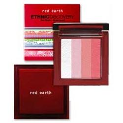 Red Earth 紅地球 頰彩‧修容-四色釆風腮紅 Hot flush