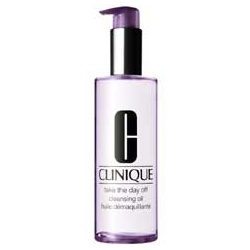 CLINIQUE 倩碧 臉部卸妝-紫晶卸妝油 Take The Day Off Cleansing Oil