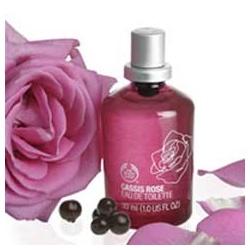 The Body Shop 美體小舖 女性香氛-果露玫瑰淡雅香水