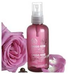 女性香氛產品-果露玫瑰身體芳香噴霧