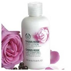 The Body Shop 美體小舖 果露玫瑰香氛系列-果露玫瑰身體潤膚乳