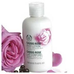 果露玫瑰身體潤膚乳