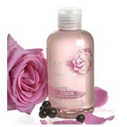 沐浴清潔產品-果露玫瑰沐浴膠