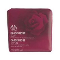 The Body Shop 美體小舖 果露玫瑰香氛系列-果露玫瑰香皂