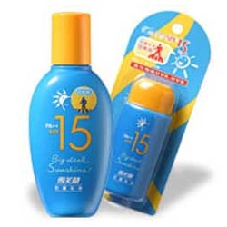 防曬乳液SPF15 (日常用)
