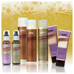JUST@100  PLUS+啤酒酵母髮品-啤酒酵母護髮養髮頭皮水 Beer Yeast Hair Loss Defense Tonic