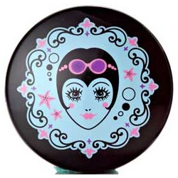 渡假洋娃娃粉盒 ANNA SUI Dolly Girl on The Beach Compact Case
