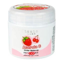 櫻桃凝C嫩膚保濕霜 Acerola C Under Make-up