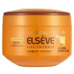 護髮產品-絲質柔順髮膜