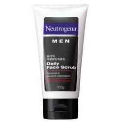Neutrogena 露得清 男性保養系列-深層微粒洗面乳