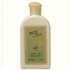 綠茶緊緻身體乳液