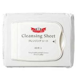 Dr.Ci:Labo 臉部卸妝-保濕淨透卸妝棉 Cleansing Sheet